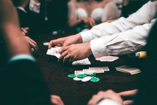 Casino pelaajat